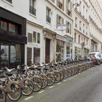 Paris Marais Villa triplex