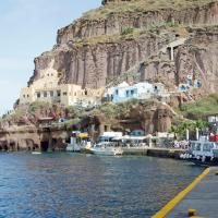 Santorini Island Luxury Yacht Cruise
