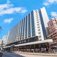 Metropark Hotel Mongkok