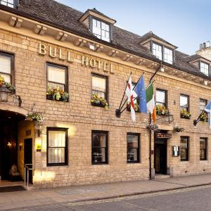 Hotels near Broadway Theatre Peterborough - Bull Hotel