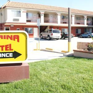 Marina 7 Motel CA, 90291