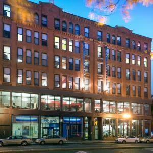HI - Boston Hostel MA, 2116
