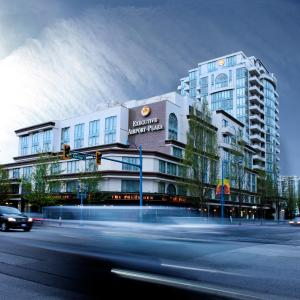 Executive Airport Plaza Hotel BC, 0