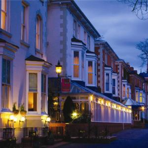 Hotels near Leicester University Students Union - Belmont Hotel Leicester