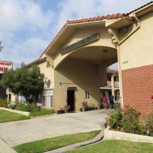 Economy Inn LAX Inglewood CA, 90301