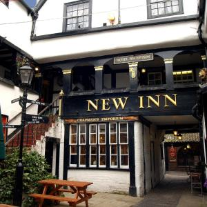 Gloucester Guildhall Hotels - The New Inn - RelaxInnz