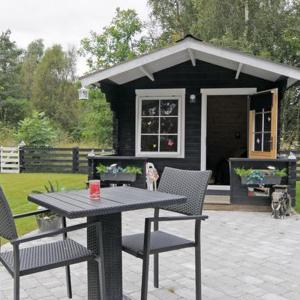 Three-Bedroom Holiday home in Ørsted 8
