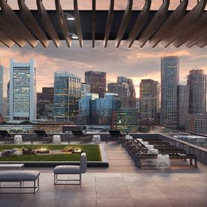 Global Luxury Suites at BCEC MA, 2210