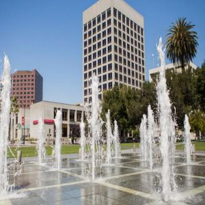 Global Luxury Suites at San Fernando Street CA, 95112