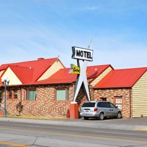 Central Motel MT, 59404