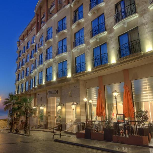 Golden Tulip Vivaldi Hotel
