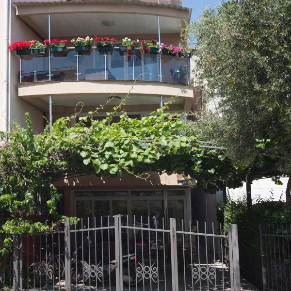 Egon Apartments