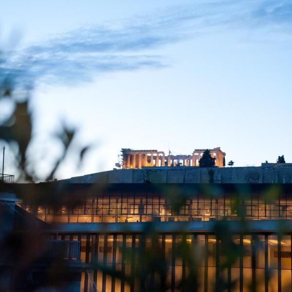 Acropolis View Deluxe Penthouse