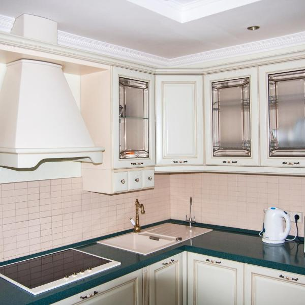 Apartment on Vandy Vasylevskoi Street 3