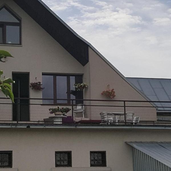 Riverside Kaunas Apartments