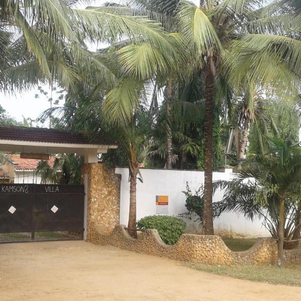 Kamsons Villa
