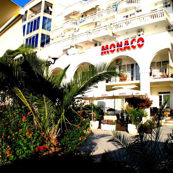 Apartments Stević - Monaco