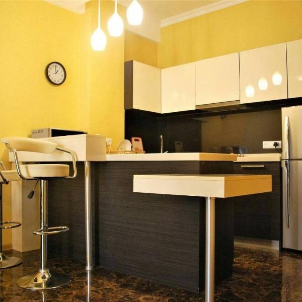 Fortuna Apartment on Janashia 21