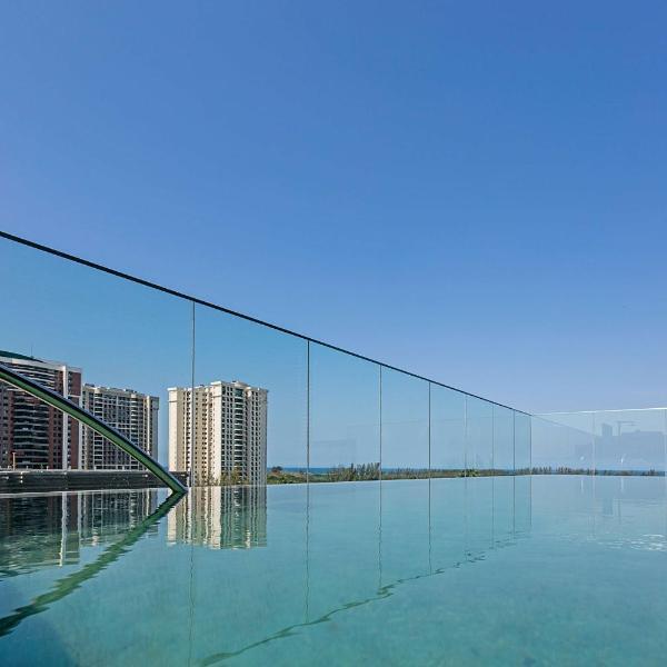 Vogue Square Fashion Hotel by Lenny Niemeyer