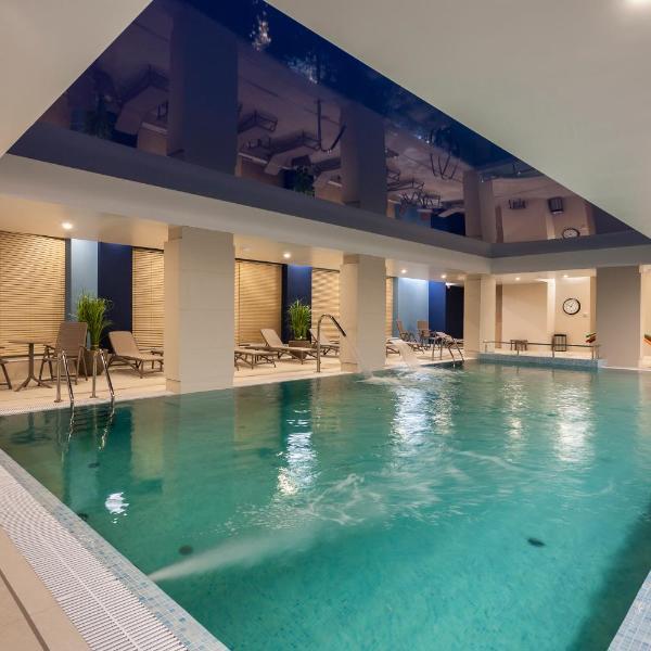 Grano Apartments Nowa Motława SPA & Wellness