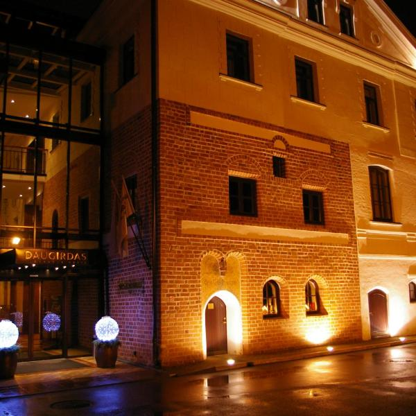Daugirdas Old City Hotel