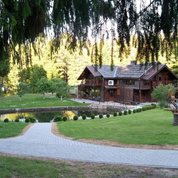 EAKlimų kaimo turizmo sodyba Iešnalė