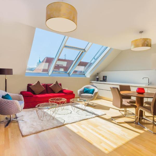 Abieshomes Serviced Apartments - Downtown