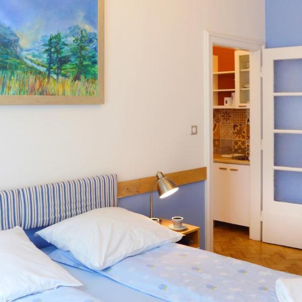 Cybulskiego Guest Rooms
