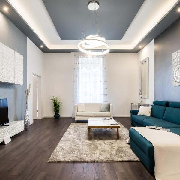 BpR Andrassy Avenue Luxury Suite