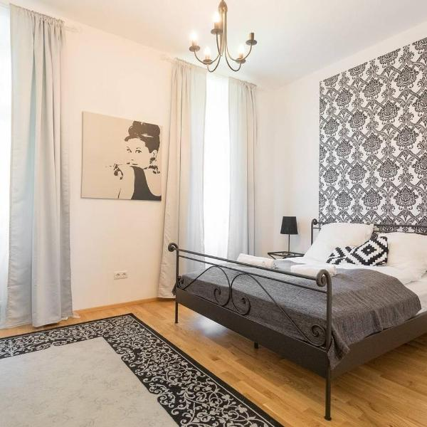Spacious Vienna Central Station Residence