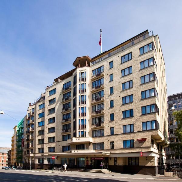 Thon Hotel Slottsparken