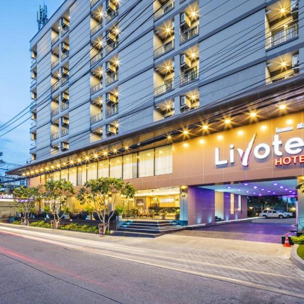 Livotel Hotel Hua Mak Bangkok