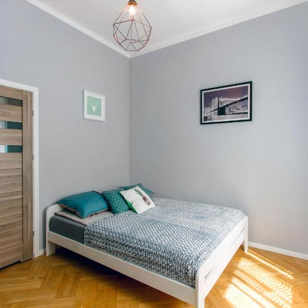 ClickTheFlat Wspólna Central Apart Rooms