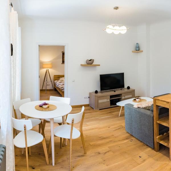 Modern apartment in center