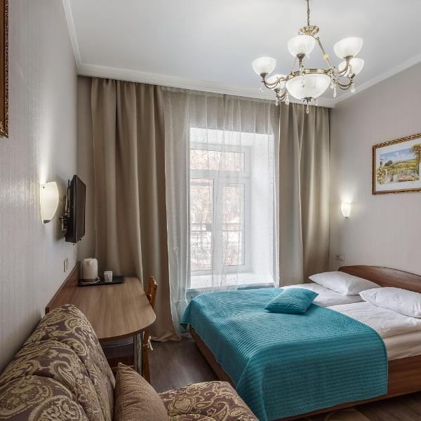 Mini-hotel Chekhov na Tverskoy
