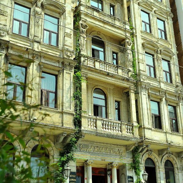 Grand Hotel de Londres