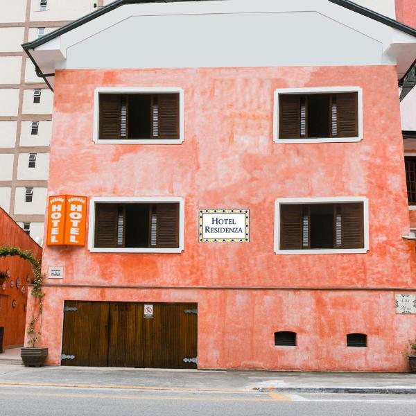 Hotel Residenza - 400m do Metrô Paraíso e inicio Av Paulista