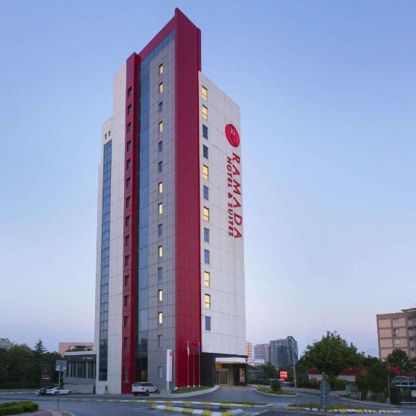 Ramada Hotel & Suites by Wyndham İstanbul Ataköy