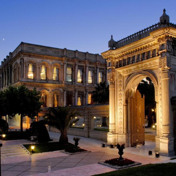 Çırağan Palace Kempinski Istanbul