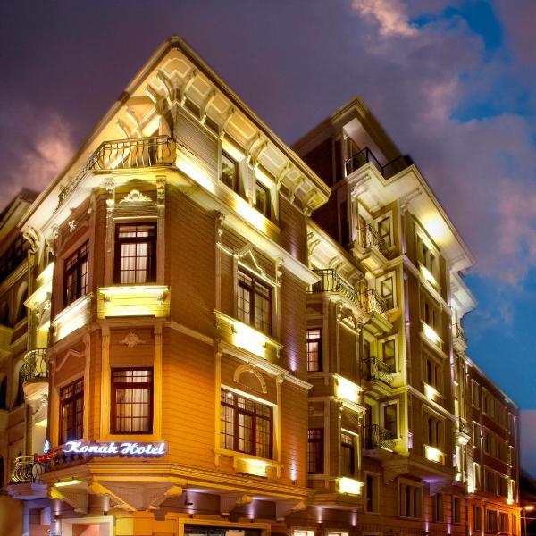 Konak Hotel Taksim