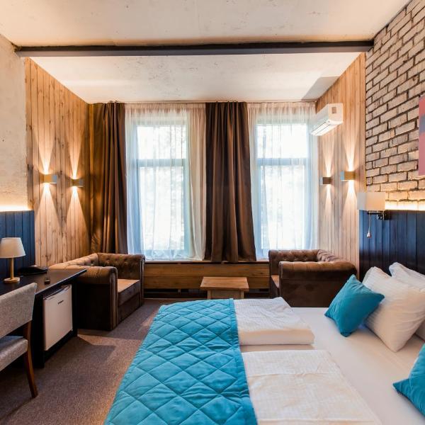 Simonov Park Hotel