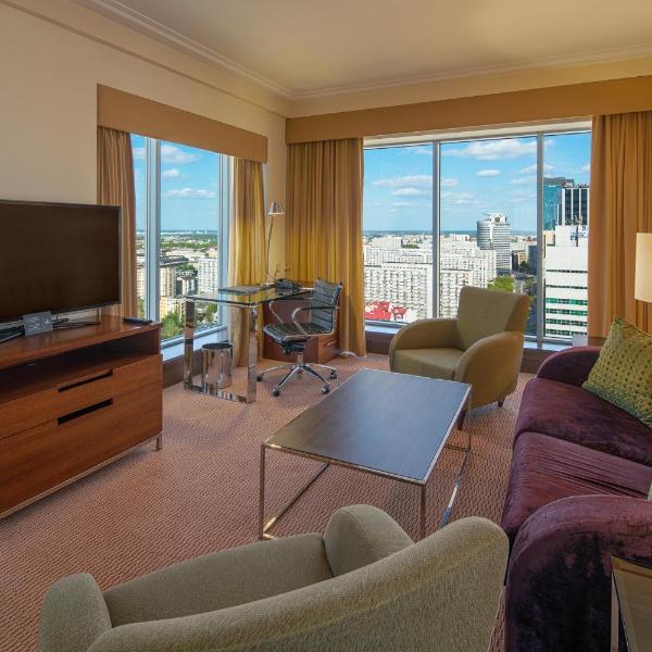 Hilton Warsaw City Hotel