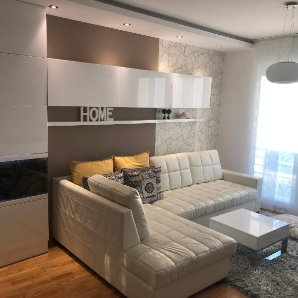 De luxe 5 stars apartment (+ free garage place)