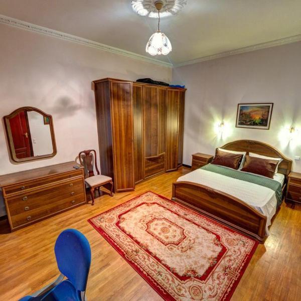 4-room apartment near the Olympic Stadium