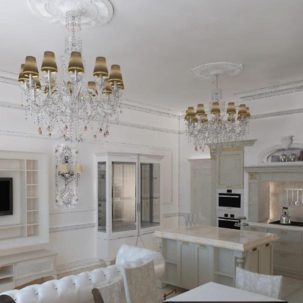 Kiev Lypki Signature Apartments