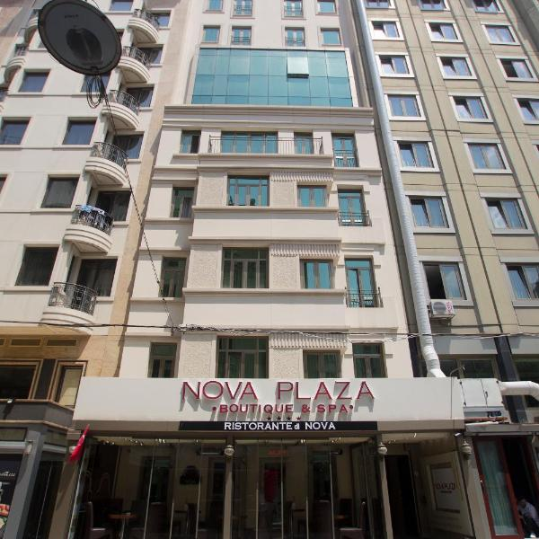 Nova Plaza Boutique Hotel & Spa
