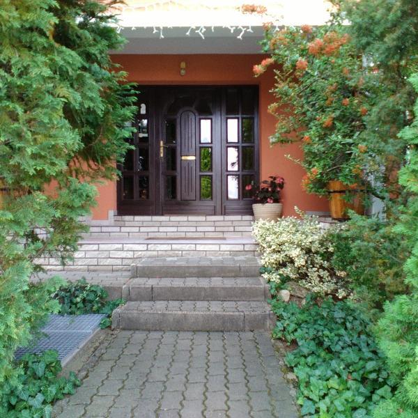 Zöld Sziget Vendégház