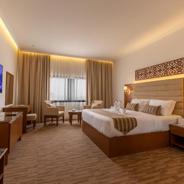 Hamdan Plaza Hotel