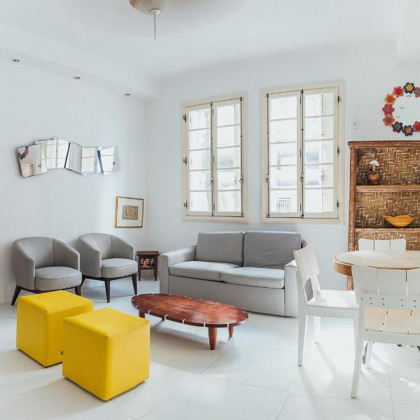 Apartamento Maria Quitéria