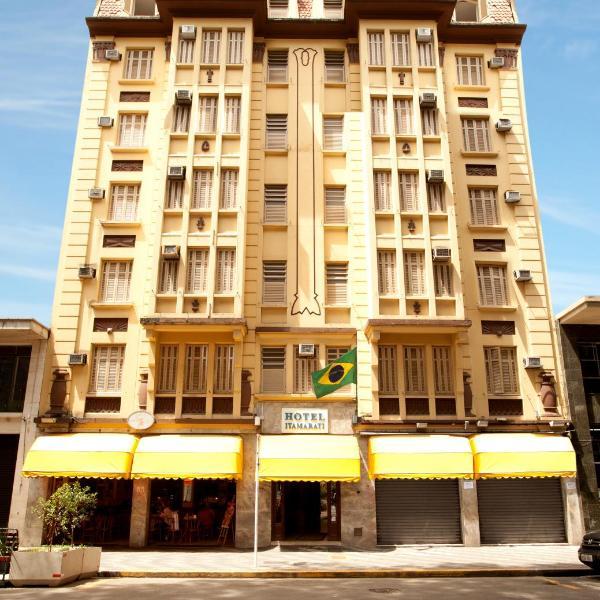 Hotel Itamarati Centro-República